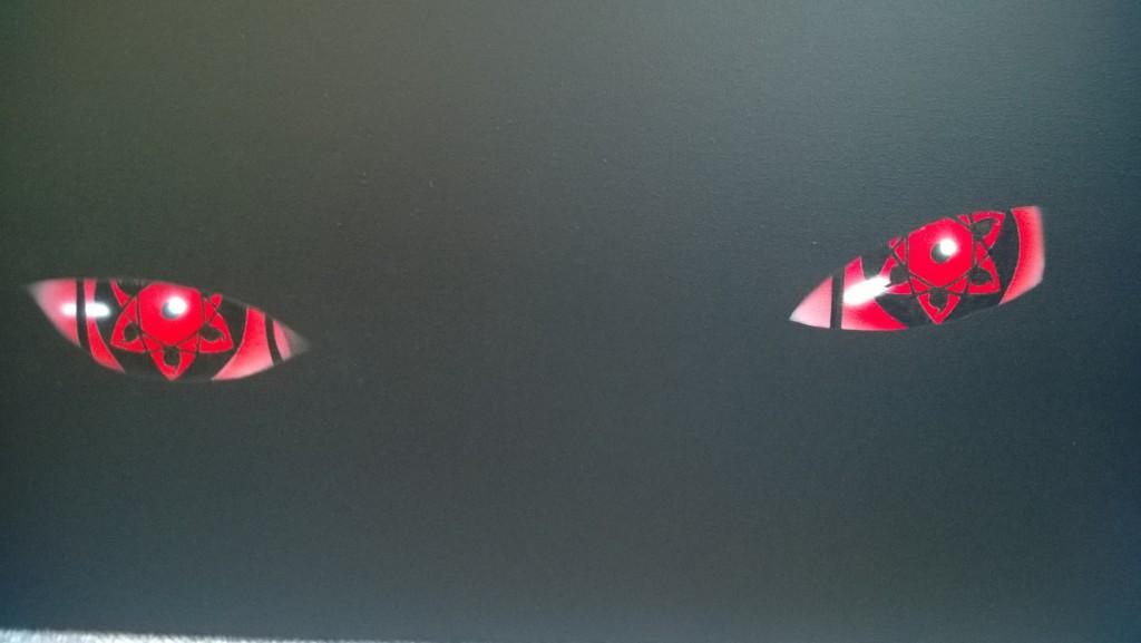 "Airbrush auf Leinwand aus ""Naruto"""